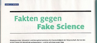 Fakten gegen Fake Science