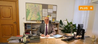 Alt-OB Kurt Gribl: Was sein Arbeitszimmer über ihn verriet