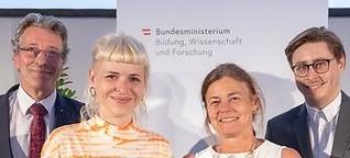 TUW-Lehrveranstaltung für Staatspreis für exzellente Lehre nominiert