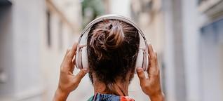 Alkoholisiert reagiert unser Gehirn durchlässiger auf Musik