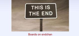 """Inside """"Endchan"""": Im Maschinenraum des Rechtsterrors"""