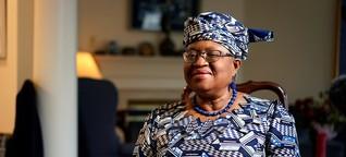 Ngozi Okonjo-Iweala: Eine Frau, die Hoffnung bringt
