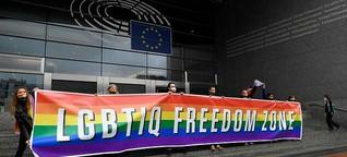 "Europaparlament erklärt EU zu ""LGBTIQ Freedom Zone"""