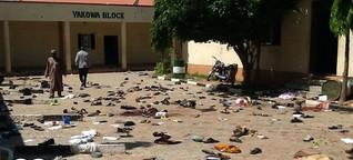 Strategiewechsel: Boko Haram setzt verstärkt auf Bombenanschläge | DW | 12.08.2015