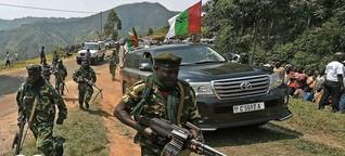 Uneinige Armee gefährdet Burundis Frieden | DW | 07.08.2015