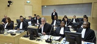 Kongolesische Warlords vor dem Strafgerichtshof | DW | 21.06.2016