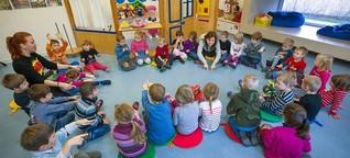 Mehrsprachigkeit bei Kindern