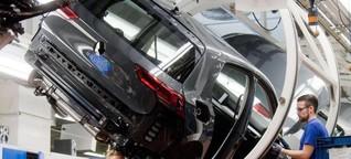 Nach Lockdown: Neustart: VW-Zentrale produziert im Anlaufmodus