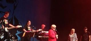 Düssel-Flaneur beim Heino-Konzert in Venlo