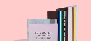 Essentials: Fotobücher aus Techno & Clubkultur (DJ LAB)
