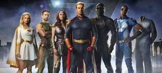 Comic Serien: die Held*innen zum Streamen auf Netflix & Co.