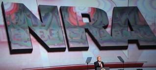 Schusswaffen in den USA: Waffenlobby NRA macht Joe Biden das Leben schwer