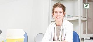 Das Impfzentrum: Hamburgs größter Ärzte-Treffpunkt