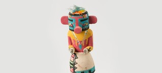 tithu-Sammlung: Zeremonielle Holzfiguren der Hopi