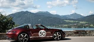 Porsche-Konfigurator: Mit künstlicher Intelligenz zum Porsche nach Wunsch