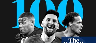 The 100 Best Male Footballers in the World 2019