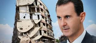 Verbrannte Erde: Wie Syrien seine Bürger verstößt