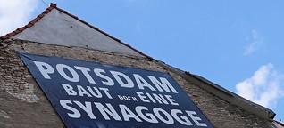 Baldiger Bau der Synagoge in Potsdam doch wieder möglich