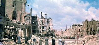 Die Erzählung von den Trümmerfrauen war nie Realität