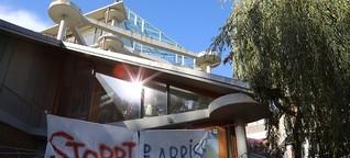 Bewohner kämpfen weiter für Terrassenhaus