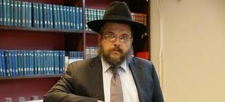 Neuer Rabbiner fordert schnellen Synagogenbau