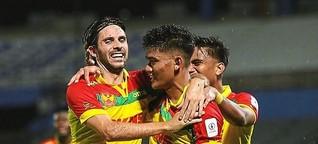 """""""Hier in Malaysia hat man mehr Druck als bei vielen Schweizer Vereinen"""""""