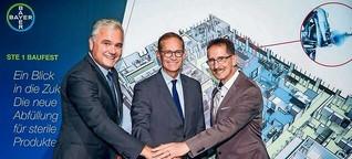 Bayer stärkt Produktion in Berlin