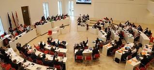 So waren die ersten Monate im Landtag