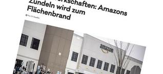 USA: Keine Gewerkschaft bei Amazon