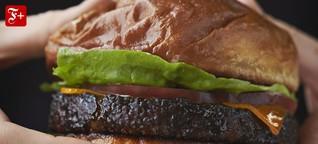 Warum ein Sternekoch in der Krise auf Burger setzt