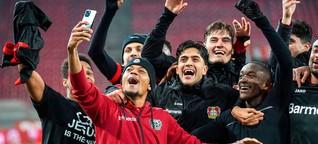 Tabellenführer Bayer Leverkusen: Die aufregendste Mannschaft der Bundesliga