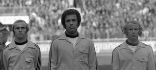 TV-Tipp: Schwarze Adler über schwarze Fussballspieler der Nationalmannschaft