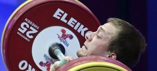 Jon-Luke Mau träumt von Olympischen Spielen