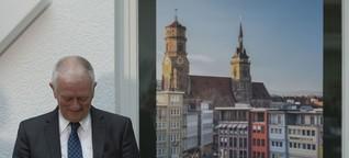 Umfrage in Stuttgart: Was sagen die Bürger zu OB Fritz Kuhns Rückzug?