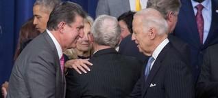 Joe Biden sitzt zwar im Weißen Haus, aber ein anderer Demokrat regiert das Land