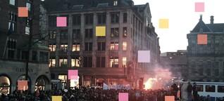 Niederlande: Corona-Proteste zwischen rechten Bürgerwehren und migrantischer Jugend