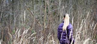 Der einsame Kampf eines Vergewaltigungsopfers