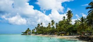 Karibik: Einsame Traumstrände? Die Insel Tobago hat sie noch - WELT