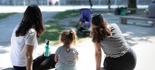 Zwei Mütter, ein staatenloses Kind