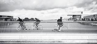 Die Stadt der Radfahrer