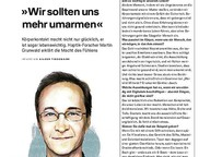 Interview mit Haptikforscher Martin Grunwald