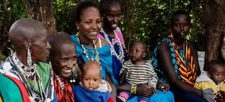 Tanzanian Women Fight to Stop Genital Mutilation and Cycles of Suffering - DER SPIEGEL - International