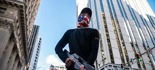 Gekränkt und militant: Der Angriff der Maskulinisten