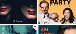Empfehlungen: Fünf gute Podcasts, für die es sich zu zahlen lohnt