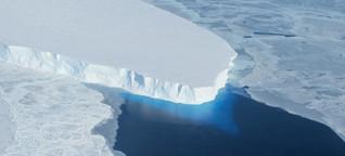 Thwaites-Gletscher schmilzt: Die dramatischen Folgen