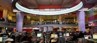 Constructive Journalism - Ein Besuch bei der BBC