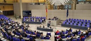 Als Abgeordnete im Bundestag - was reizt junge Norddeutsche an der Politik?