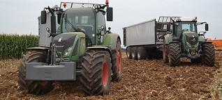 Klimaschutz ohne Bauern - Die EU zaudert bei der Agrarreform