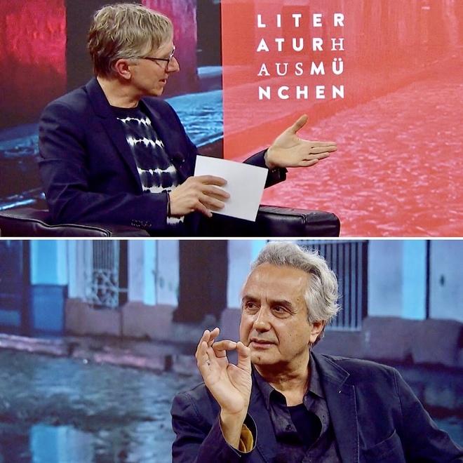 """Moderation der Buchpremiere von Friedrich Anis """"Letzte Ehre"""""""