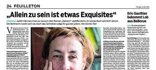 Interview mit Judith Hermann